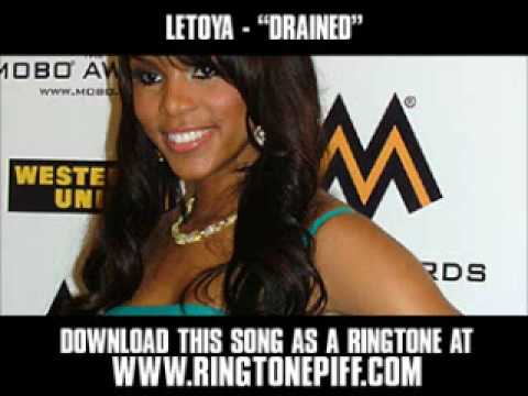 Letoya - Drained [ New Video + Download ]