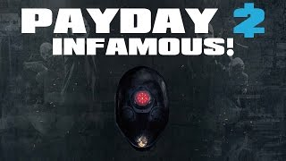 Payday 2 Xbox Infamous
