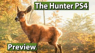 The Hunter Call of The Wild Konsole PS4 ► Preview