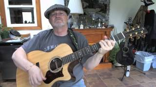 1178 - Cracklin Rosie - Neil Diamond cover with chords and lyrics