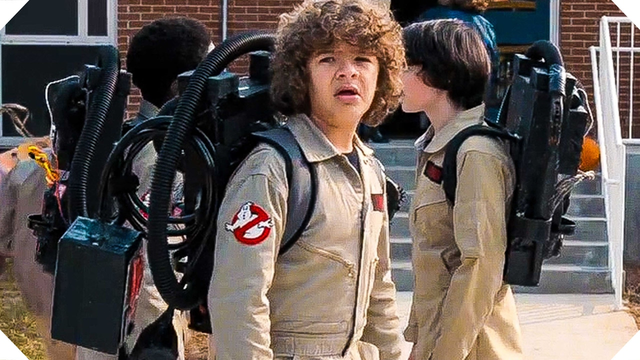Stranger Things Staffel 2 Bs