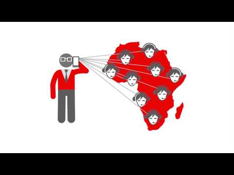 Do you want to be better connected in Africa?