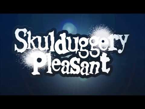 skulduggery-pleasant:-resurrection---official-book-trailer