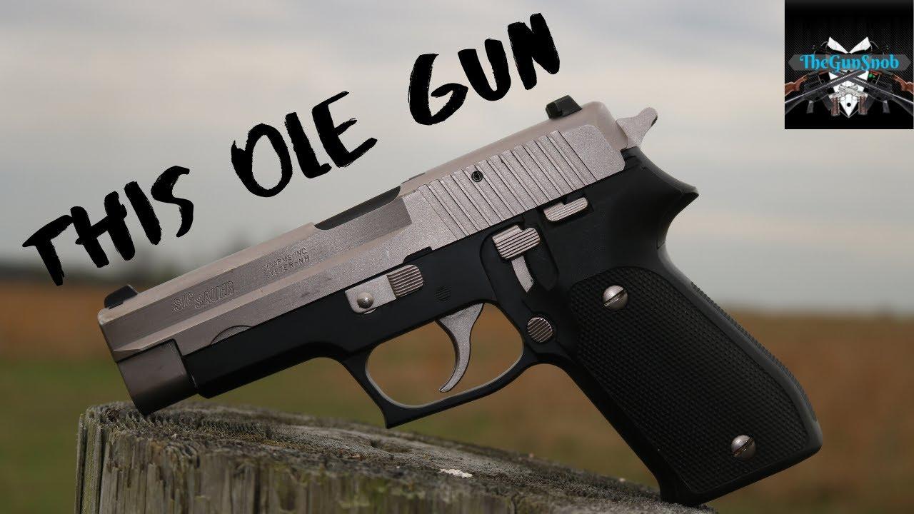 SIG Sauer P220; This Ole Gun Episode 05