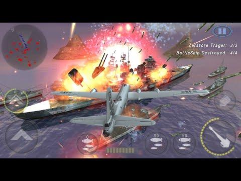 Gunship Battle Helicopter 3D B29 Bomber Superfortress