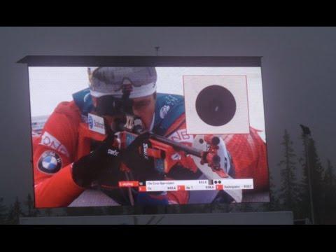 Sesongstart skiskyting Sjursjøen 2014 - Dag 1