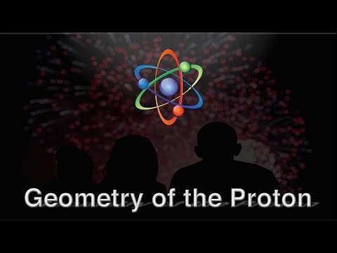 The Geometry of the Proton and Why It Is Important for Life to Exist