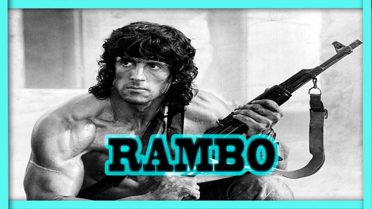 TOP - TODOS OS FILMES DO RAMBO \TOP GUERRA/