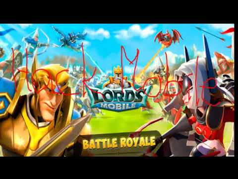 Lord Mobile Free Code 2019 _Lords Mobile Free GEMS IOS/Android