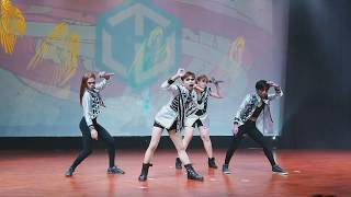 THE ELITES (2NE1 DANCE COVER GROUP) STAGE PERFORMANCE AT #KP…