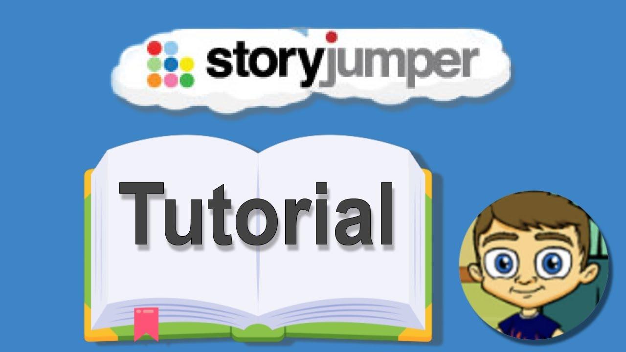 Download Story Jumper Tutorial - Create Digital Books