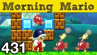 Morning Mario 431 - Demolition Zone