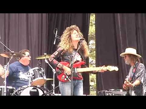 Teresa Russel and Acadiana @ 2013 Simi Valley Cajun and Blues Music Festival