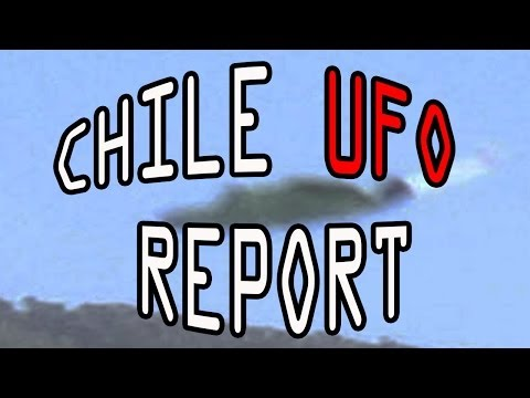 Chile Releases Official Report on UFO's