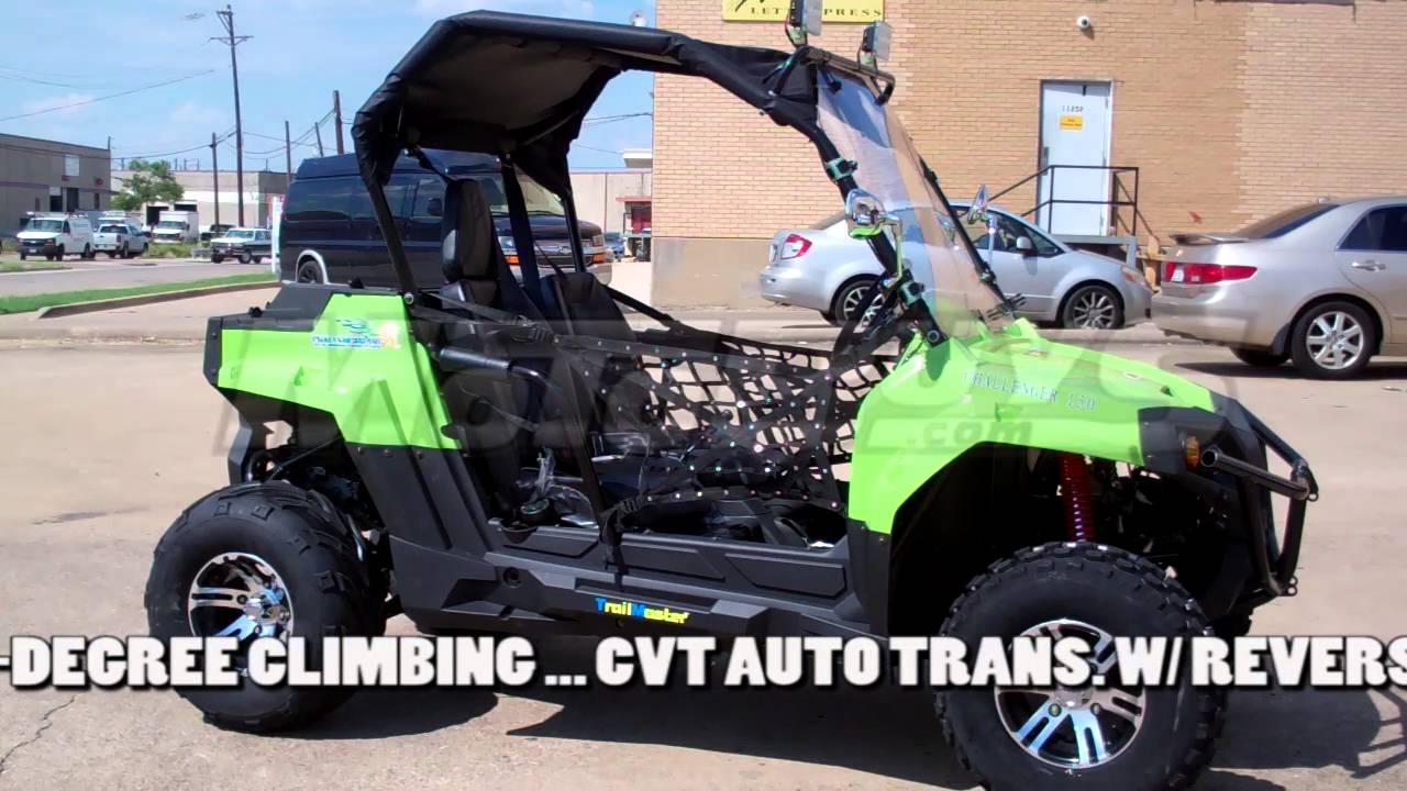 Trailmaster Challenger 150X
