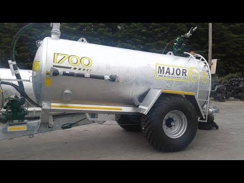 Agricultural LGP Slurry Tanker