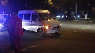 Мужчину сбил автомобиль.