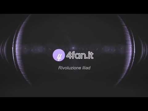Prima Pubblicità ILIAD - Il primo spot di Iliad Italia - www.4fan.it