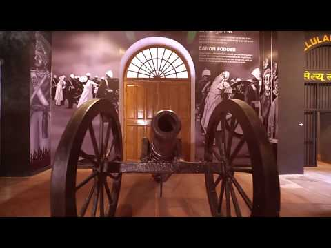 Azadi Ke Diwane - An Experiential Museum at Red Fort, New Delhi Built by Tagbin   Interactive Museum