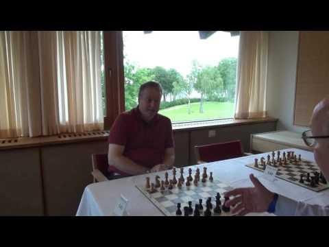 Xtracon Chess Open 2017 - Short talk with GM Jóhann Hjartarson