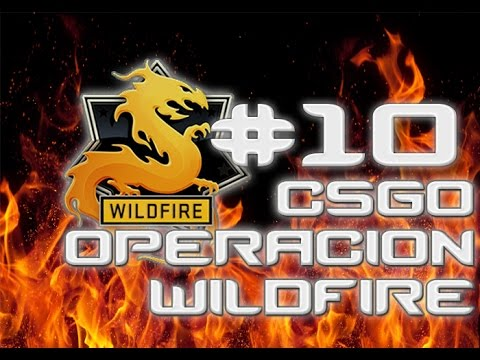 CSGO - Operación WildFire - Episodio 10 - Just Reporting The Weather