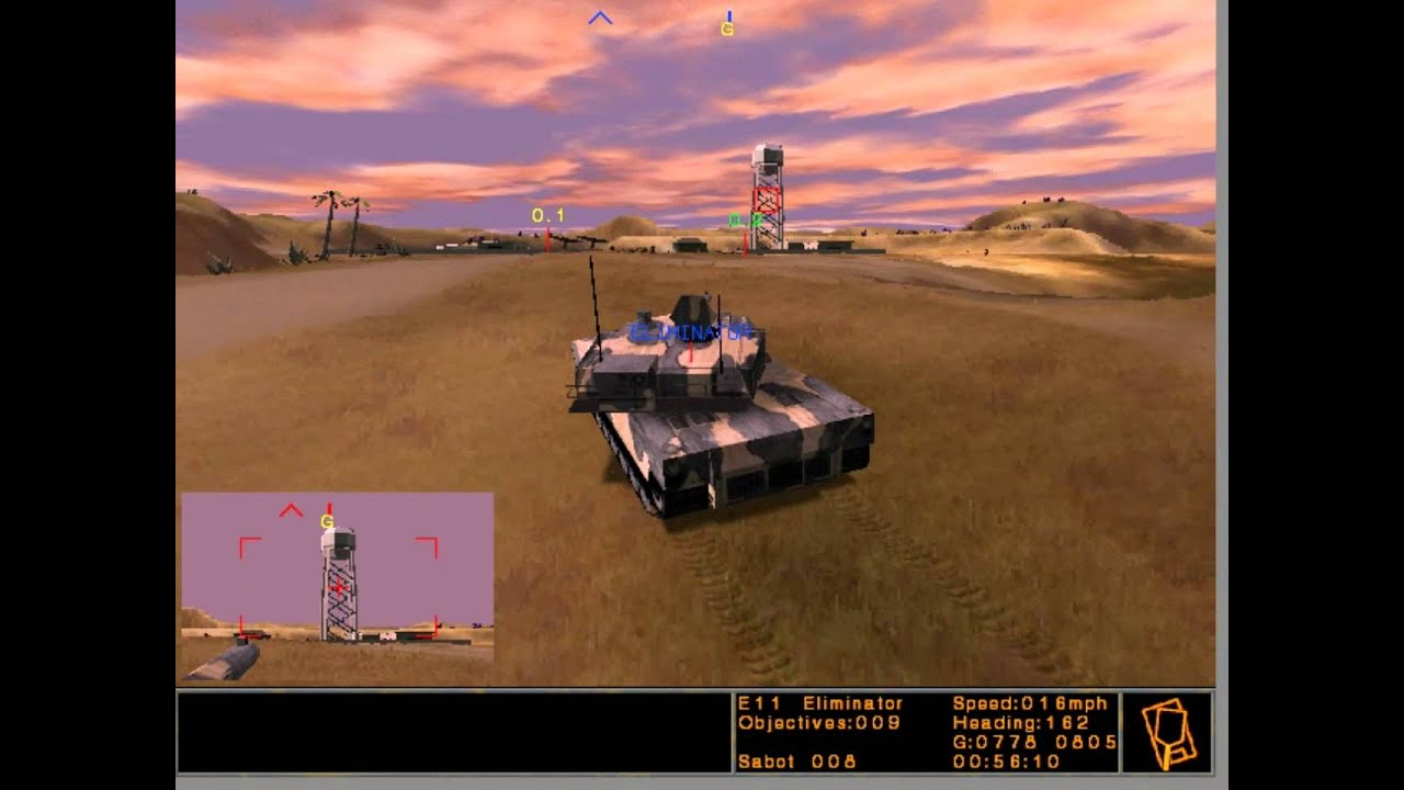 Find similar games to Armored Fist 3 by genre