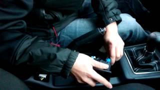 02. Подстаканники с  крышкой Лансер 10 Lancer X