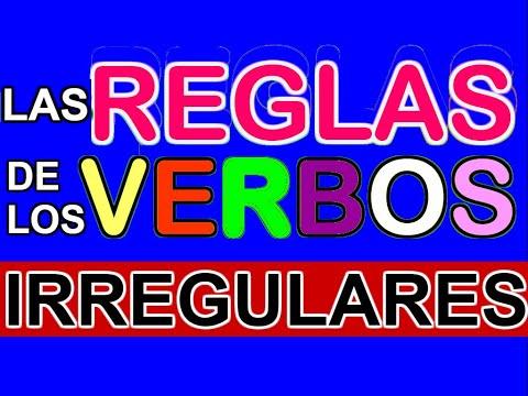 como-aprenderse-los-verbos-irregulares-en-inglÉs