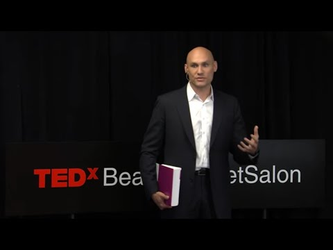 Transcending Books: What's Next For Law and Society? | Benjamin Alarie | TEDxBeaconStreetSalon