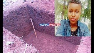 HALI HALISI Nyumbani kwa Kina Akwilina Wakisubiri Mwili wa Marehemu