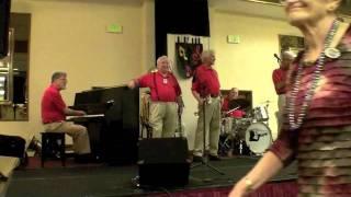 "Bob Schulz Frisco Jazz Band  ""Somebody Loves Me"""