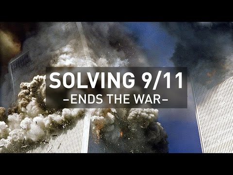 Solving 9/11 Ends the War - Christopher Bollyn