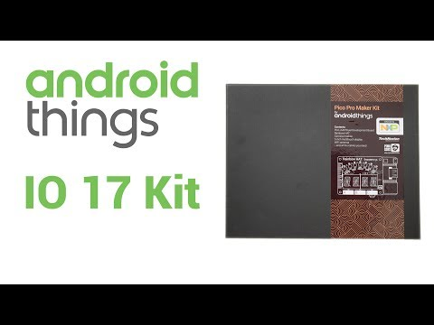 Android Things Maker Kit overview