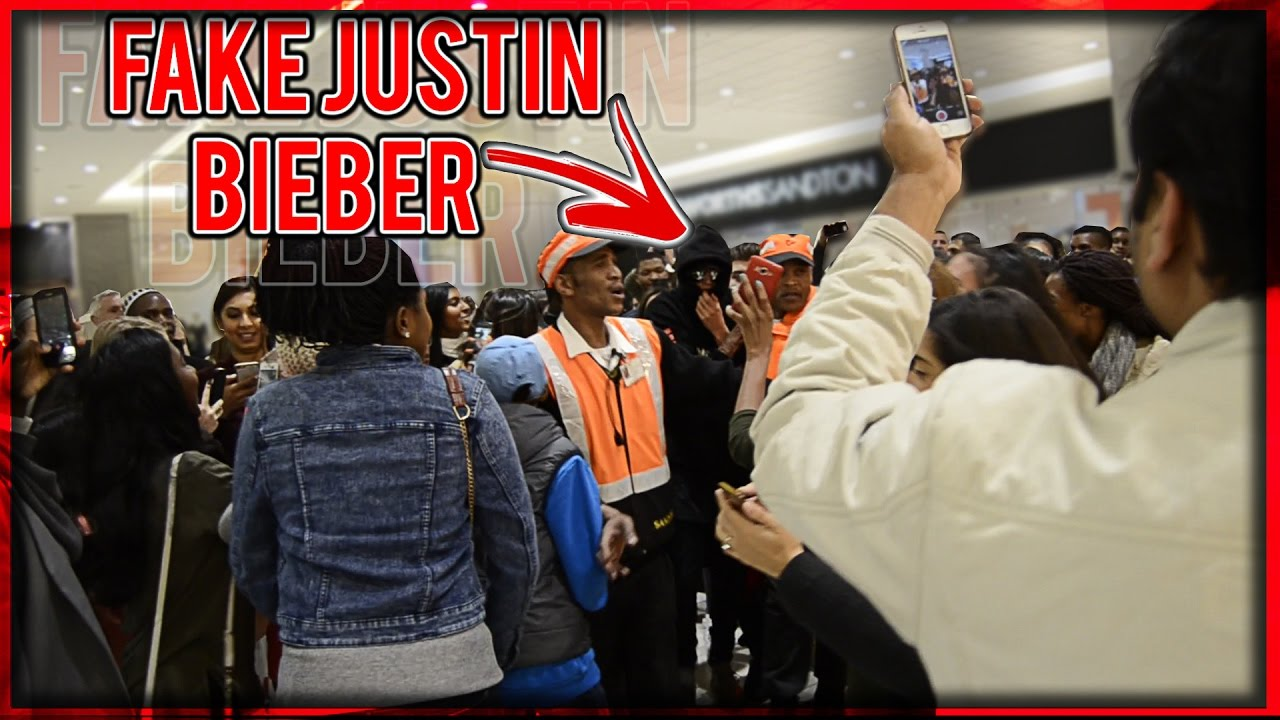 JUSTIN BIEBER LOOK-A-LIKE PRANK SOUTH AFRICA!!!  3c1ffe888bb79