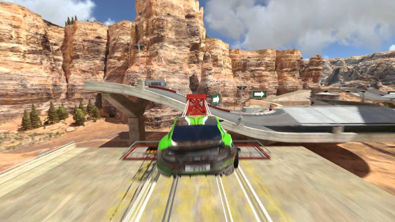 trackmania platform