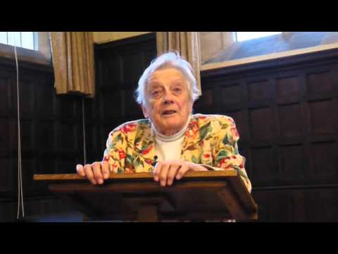 Baroness Mary Warnock - Should Religion Be Kept Out of Politics? (Talk)