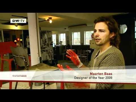 Designer Maarten Baas | euromaxx