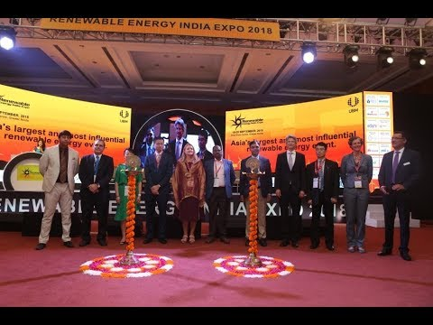 Renewable Energy India Expo, 18th - 20th SEP, 2019 at India