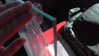 видео Полки из стекла от Стекко