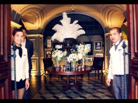 HOTEL MUSE BANGKOK MGallery - Award Winning & Truly Inspiring 5 Star Boutique Hotel ( 4K )