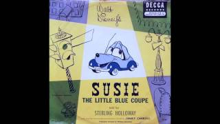 Susie the Little Blue Coupe Decca Recording