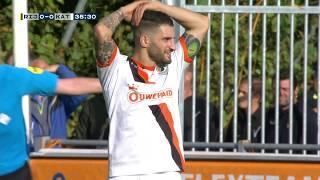 Rijnsburgse Boys - Katwijk (1-2) | VVKatwijkTV