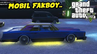 MOBIL FAKBOY - GTA 5 Indonesia Funny Moments