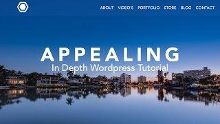 How To Create a Wordpress Website | In depth Tutorial 2016-2017