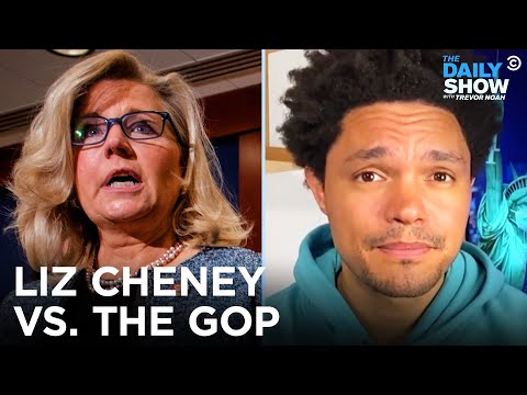 The GOP Pushes Out Liz Cheney & Conspiracy Theorists Take Over Arizona's Recount | The Daily Show