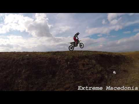Extreme Macedonia | Motocross - Training