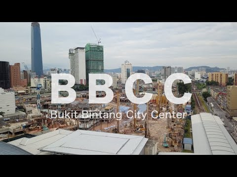 Bukit Bintang City Center, BBCC - Progress as 20 June 2018