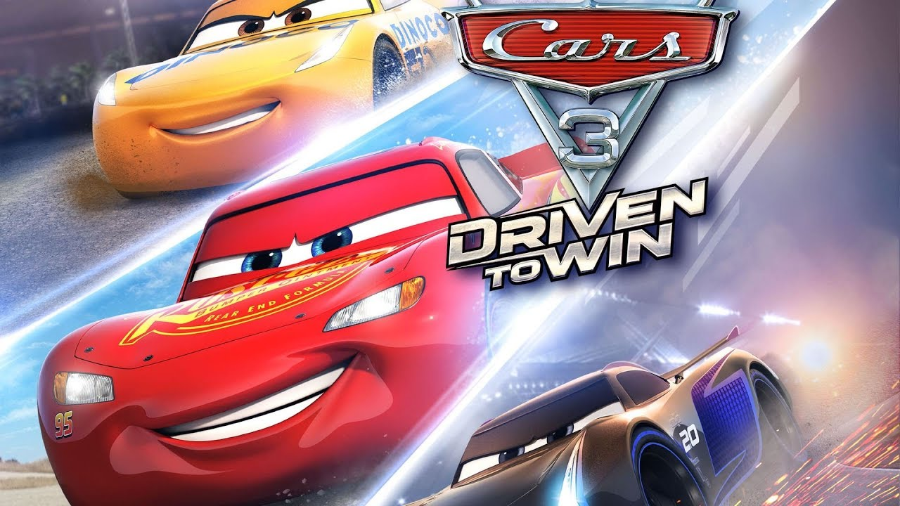 Cars 3 Driven To Win Ps3 Gameplay Youtube