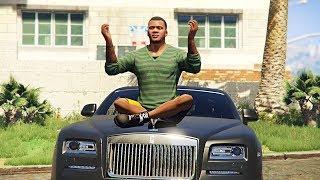 Реальная Жизнь в GTA 5 - НАМ НАДО ПОГОВОРИТЬ!