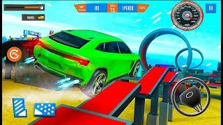 Ramp Car Stunts 3D Impossible Tracks - Impossible Speed Gt Racing Cars - Android GamePlay